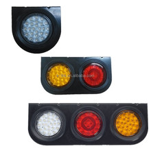 Truck trailer LED lighting parts new product Tail light round tail light