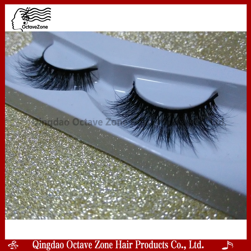 Most Popular Lashes High Quality Natural Mink Eyelashes Colored Individual Lashes