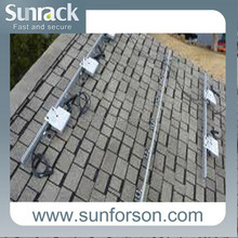 residential slate roof solar mounting
