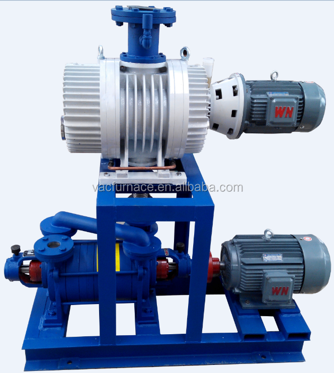 JZJSK series Roots water ring pump system, roots liquid ring vacuum system