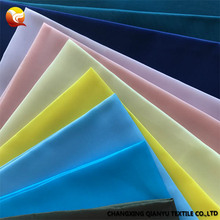 100% polyester 190t taffeta lining fabric PD/Printed