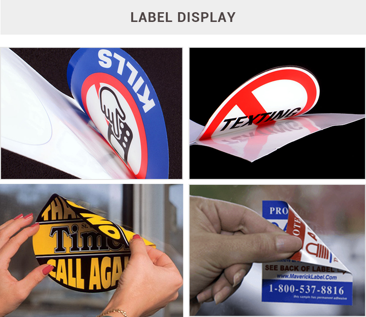 Reusable Window Static Cling Double Sides Decal Sticker, Removable Glass Stickers, Electrostatic Vinyl Sticker