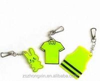 nike air max led light keychain/Printed logo cheap pvc led keychain/cheap solar promotion pvc led keychain