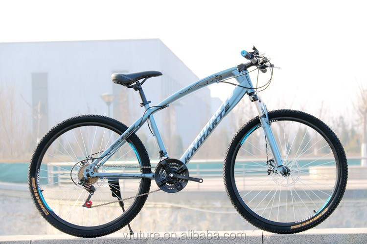"2017 Good quality Adults 26"" gloden new style aluminum alloy frame fat tire chopper bike bicycle mountain bike"