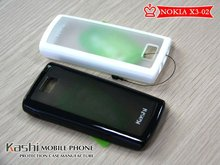 TPU+PC Nice Protection Case for NOKIA X3-02