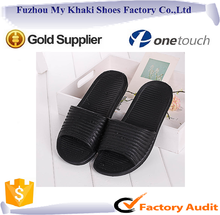 wholesale Fuzhou high quality cheap nube slipper in rubber eva sandals for women men indoor