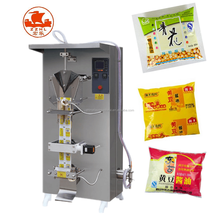 Automatic Pouch pure Water Packing Machine price /liquid sachet filling machine