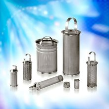 long service life stainless steel basket type filter