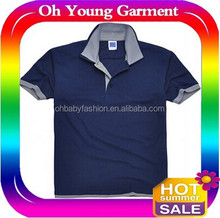 cheap solid color polo shirts 100% polyester nylon eco-friend comfortable solid color 100 organic cotton baby polo shirt