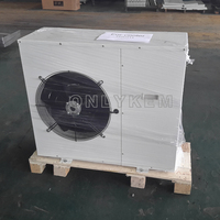 Refrigeration condensing units for cold storage