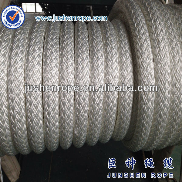 double layer braided Nylon/PP/PE rope