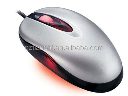 Hot Sale Cheap Free Drivers 3D USB Optical Wired Mouse Customized supported