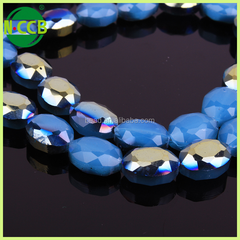 top quality fashion wholesale crystal glass beads bulk