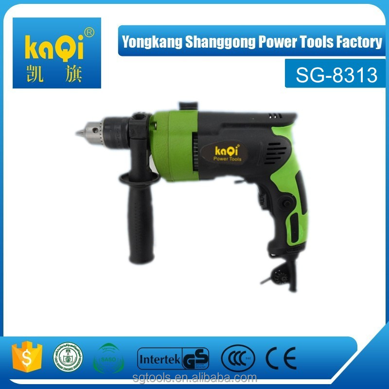 KAQI 13mm impact <strong>drill</strong>,electric <strong>drill</strong>,750W high power electric power tools