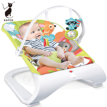 2019 New baby product multifunctional balance rocking chair /baby rocking bed for sale