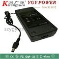 AC/DC Power supply 12v 5a 60W desktop adapter with CE certification different size