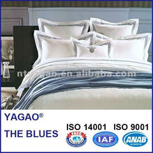 4pcs 300TC hotel bedding sets cotton