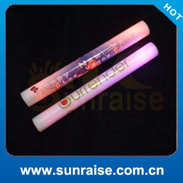 Factory Price shenzhen sunjet led foam stick Party Decoration