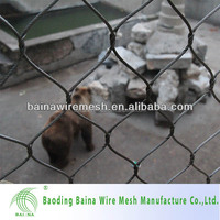 Aviary wire mesh fence panel