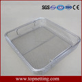 Stainless Steel Chinese Best Medical Instruments Disinfection Sterilization Basket Endoscope