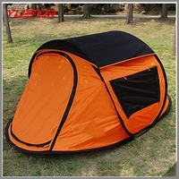 2015 Hot High Quality Automatic Pop Up 3-4 Person Big Beach Tents Outdoor Camping Travelling Folding Awnings Fishing Tent