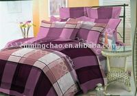 4 piece queen and king complete bed bedding comforter set