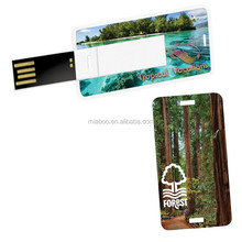 cheap bulk business card usb flash drive, low price 2gb business card usb, christmas gift custom credit card usb flash