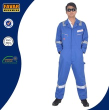 Loose fitting outdoor safety overalls hi vis tapes work coveralls dubai