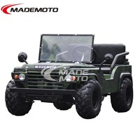 Direct Selling Fast Speed 150cc 4 Stroke Mini Jeep for Sale