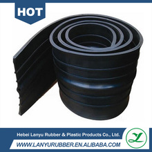 Rubber water stopper / concrete waterproofing rubber waterstop / Black Rubber Waterstop