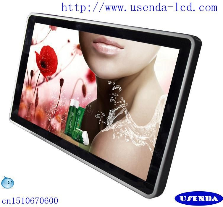 USB touch screen monitor 32 37 42 inch touch LCD monitor with TV