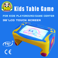 kids laptop learning machine/kids indoor play machine/children intelligent learning machine