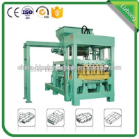 High Pressure Promotional Price Hollow Bricks Concrete Block Making Machines