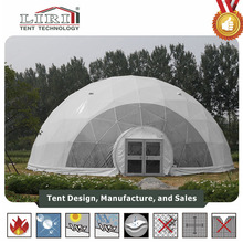 Big Economic Geodesic Dome Canopy Tent for Product Promotion
