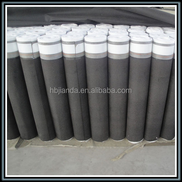 YAP and YEP self-adhesive breathable bitumen waterproof layer