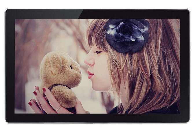 55 Inch LCD Monitor USB Media Player for Advertising/LCD Advertising Player