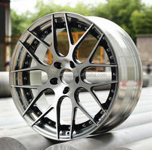 22x12 inch width car forged alloy wheel rims with 5x114.3