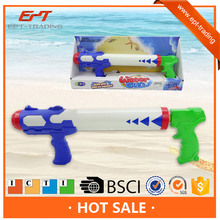 Latest design top quality big water cannon toy plastic water gun toys for sale