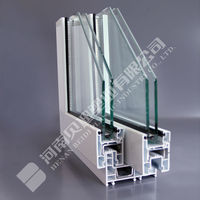 Variety Series PVC Plastic Window and Doors