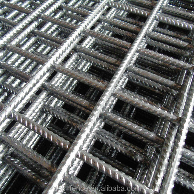 A142 A193 A252 Black Welded Wire Mesh Reinforcement