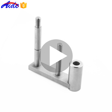 Optical instruments CNC machinery Part stainless steel machining supplier