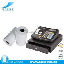 2016 on sale High Quality Customized thermal paper rolls dubai for cash register paper ATM machine