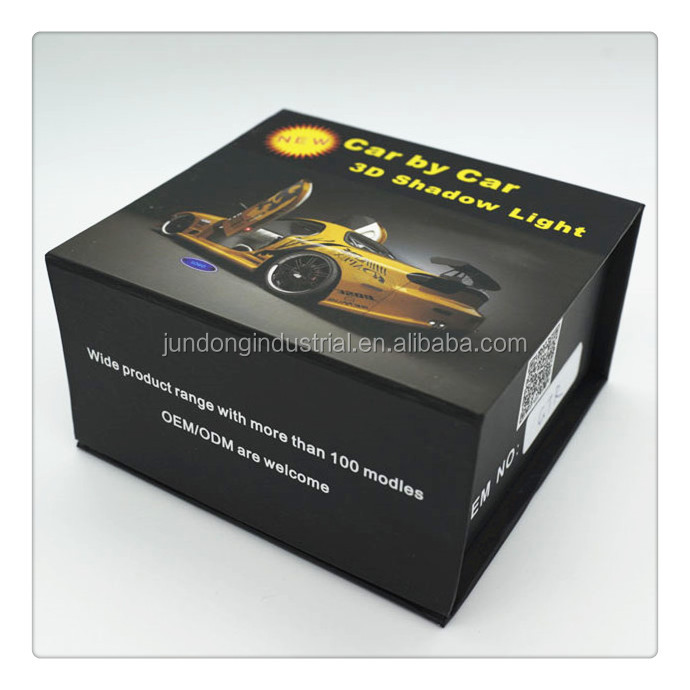 Customized high quality cardboard gift box packaging