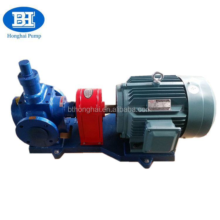 YCB gear type pump oil