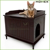 Corking hidden cat litter box/modern pet furniture/cat cube/HOMEX