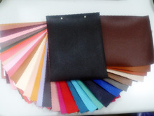 Elegant Raw Material Leather Bag PU/PVC Leather