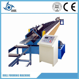 Best sale!Interchangeable CZ purlline roll forming machine/ steel frame purlin machine for C,Z U M type