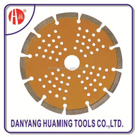 segmented diamond cutting disc for angle grinder