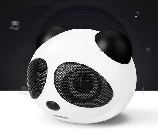 Bluetooth panda speaker home theater USB, SD Reader Speakers