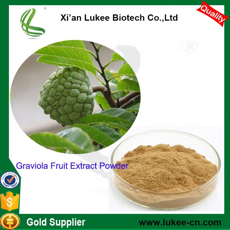 100% Natural botanical extracts Graviola Extract